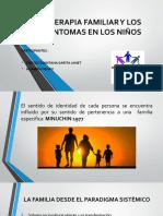 Terapia Familiar y Los Síntomas en Los Niños