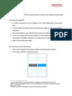 Convocatoria Startupc - Proceso de Selección
