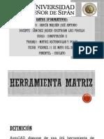 Matriz Rectangular y Polar Autocad - Computación II