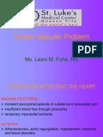 Cardio Vascular Problem