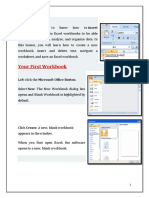 2 Starting a Workbook.docx