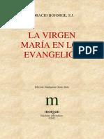 BOJORGE La Virgen María en Los Evangelios