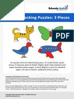 Three Piece Puzzles - Educate Autism.pdf