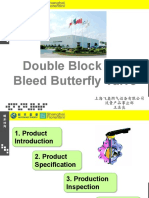 1 DB&B Butterfly Valve Introduction