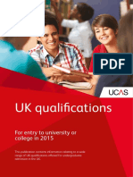 2015 Uk Qualifications
