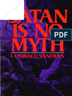 j Oswald Sanders Satan is No Myth (Eltropical)