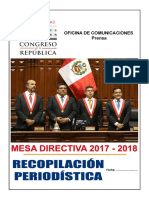 RECOPÍLACION180518