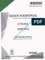 UN SMP 2017 MAT.1