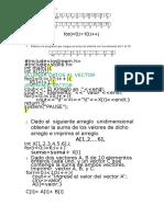 CLASE 04 Arreglos Unidimensionales Clases FINAL-1