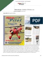 African Pilot Aviation News 06 2017 - African Pilot Magazine