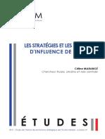 Strategies et pratiques d'influence de la Russie