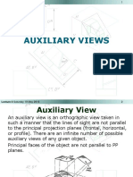 14 Auxiliary View
