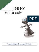 Proyecto Ajedrez. Club de Ajedrez Getafe