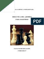 Curso Didáctica del Ajedrez_folleto16-17