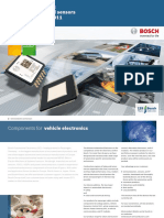 Bosch Semiconductors and Sensors 2011