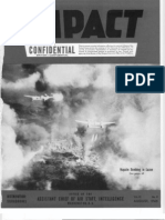 Impact, Fire Blitz - Progress Report on the Incendiary Bombing of Japan