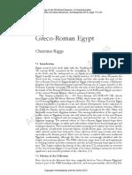 Riggs Roman Egypt