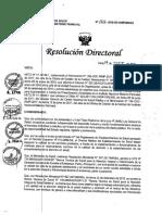 Modificada Rd n 026 - Aprobar La Guía de Práctica Clínica Para La Prevención y Manejo de Preeclampsia y Eclampsia-Versión Extensa Del Inmp