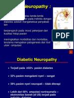 Neuropati DM