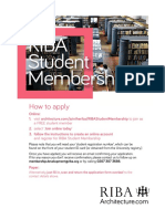 11188 Student Membership Application 2018