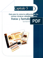 5. Guía Correcta Utilización Normas Técnicas Frutas Hortalizas