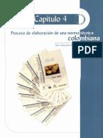 4. Proceso Elaboración Norma Técnica Colombiana