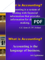 Accounting Intro