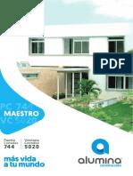 MAESTRO-744-5020