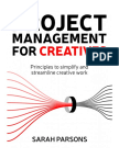 Project Management for Creatives