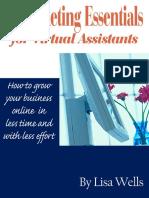 e Marketing Essentials for VS