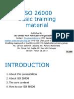 ISO 26000 Basic Training Material Annexslides 2017