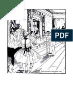 Coloring Adult Degas Dance Class