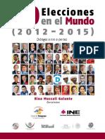 50 Elecci One Senel Mundo