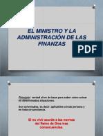 Taller - Finanzas Pastorales