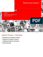 Intro to Islamic Finance Sept 2013