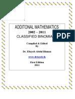 Binomial s