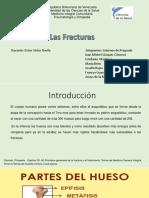 Fracturas, Grupo 1
