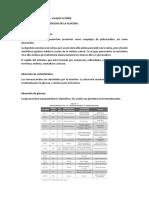 Glucólisis - Carlos García - Bioquímica II