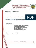 Clasificación Geomecánica-SMR
