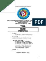 Dialogo Intercultural Monografias Pedagogico Modelo Apa