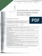 DENOMINACIÓN Y MOVIMIENTO DE LAS PRINCIPALES CUENTAS DE ACTIVO Y PASIVO