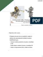Introducción al SolidWorks