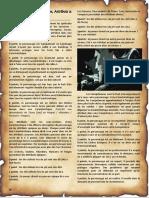 05 - Chapitre 03 - Caractéristiques, Attributs & Compétences Communes