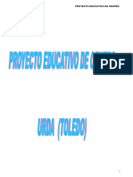 Proyecto Educativo de Centro 2015-16