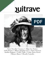 2008-03-ARQUITRAVE-Revista Colombiana de Poesía- # 37