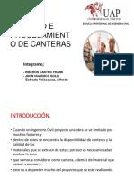 1. Tipos de Zarandas en La Planta Concentradora -GRUPO 1