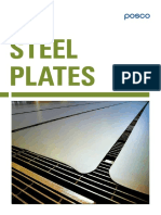 Steel Plate Posco
