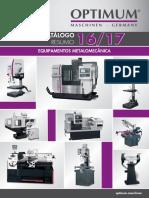 Optimum Katalog 2016-17 Pt