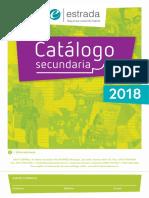 Catalogo-Secundaria 2018-Estrada 20372018 103742