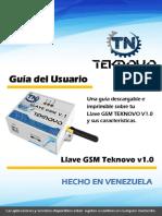 Guia de Usuario Llave GSM TEKNOVO.pdf